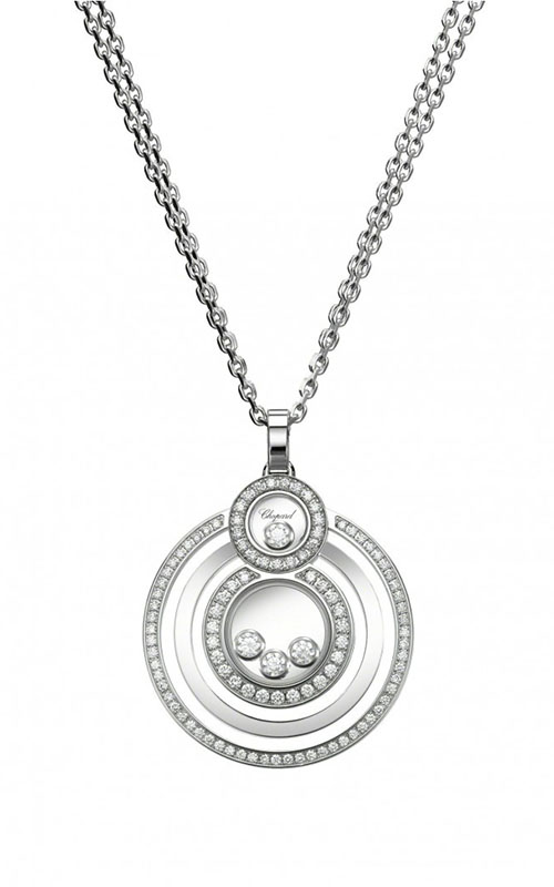 Chopard Happy Diamonds Pendant 799211-1003 product image