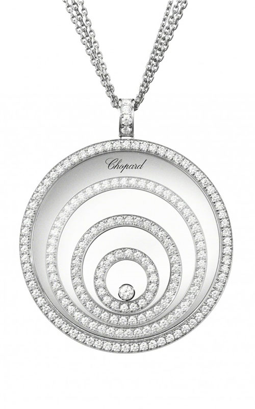Chopard Happy Diamonds Necklace 795430-1001 product image