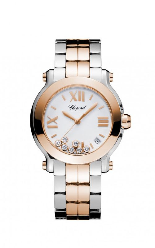 Chopard Happy Diamonds Watch 278488-9002 product image