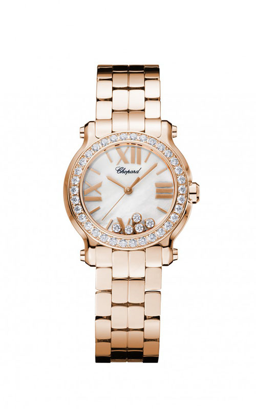 Chopard Happy Sport Mini Watch 274189-5007 product image