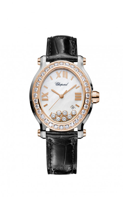 Chopard Happy Diamonds Watch 278546-6002 product image