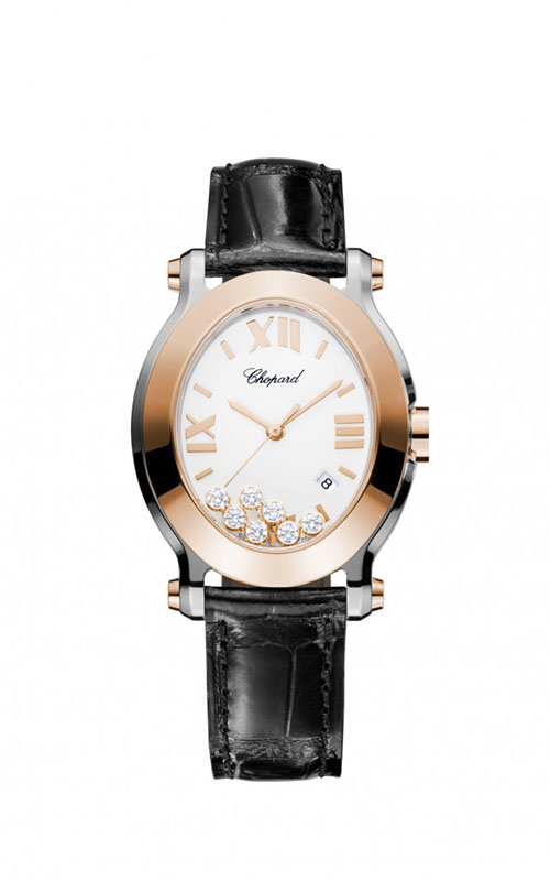 Chopard Happy Diamonds Watch 278546-6001 product image