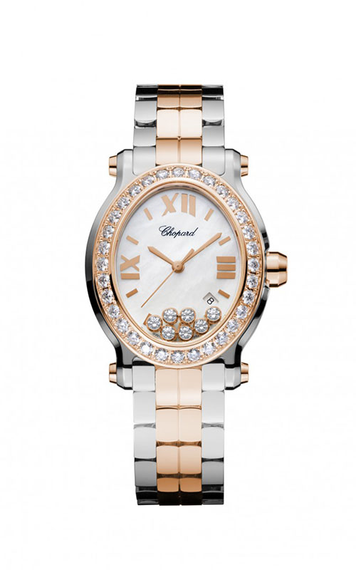 Chopard Happy Sport Medium Watch 278546-6004 product image