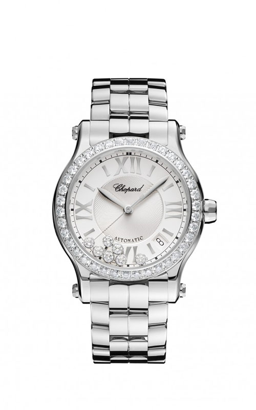 Chopard Happy Diamonds Sport Medium Automatic Watch 278559-3004 product image