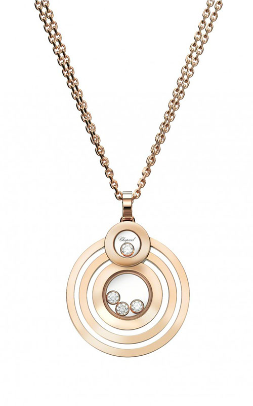 Chopard Happy Diamonds Necklace 799211-5001 product image
