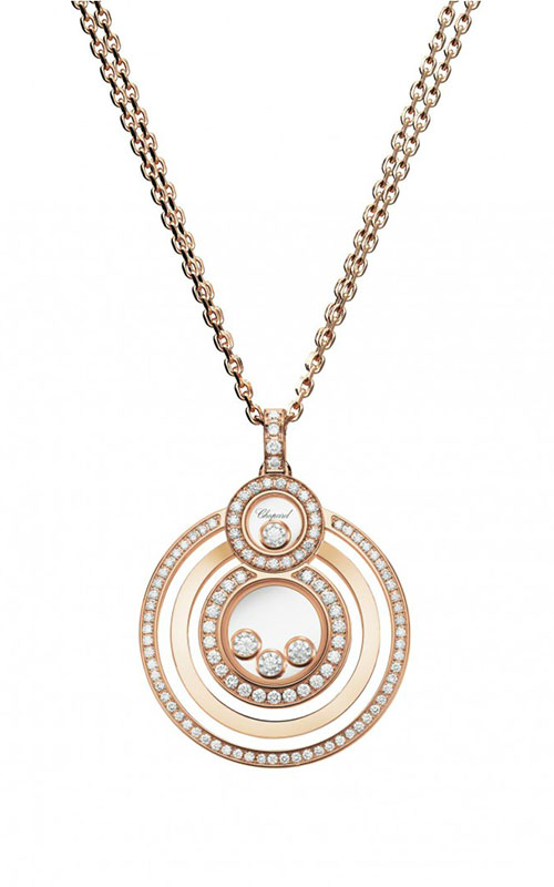 Chopard Happy Diamonds Pendant 799211-5003 product image