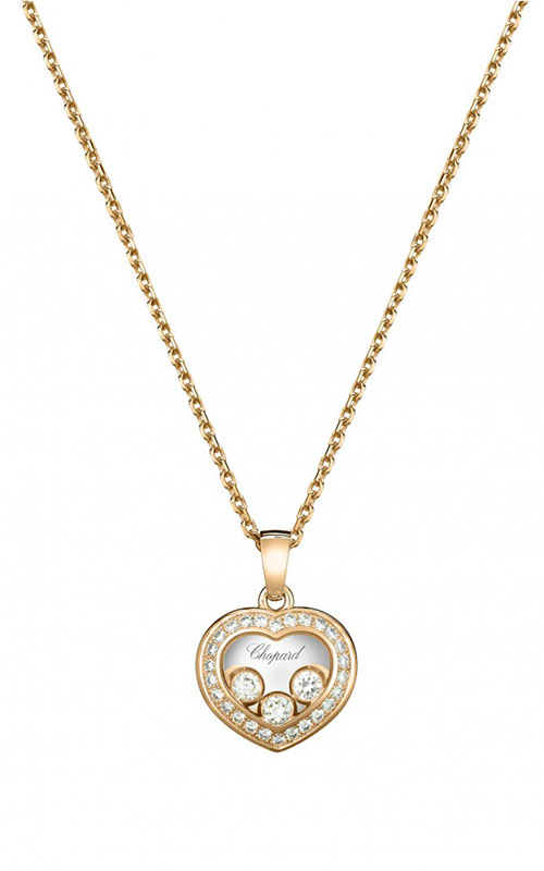 Chopard Happy Diamonds Necklace 799203-5003 product image