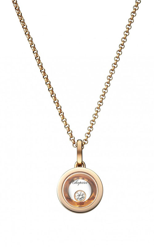 Chopard Happy Diamonds Necklace 797771-5001 product image
