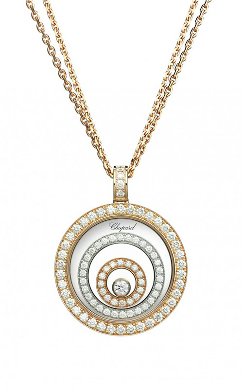 Chopard Happy Diamonds Necklace 795425-9001 product image