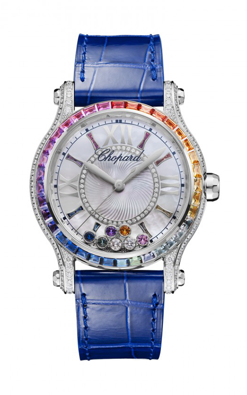 Chopard Happy Sport Medium Automatic Watch 274891-1007 product image