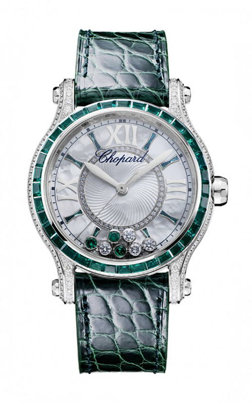 Chopard Happy Sport Medium Automatic Watch 274891-1004 product image