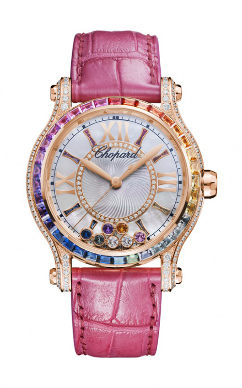 Chopard Happy Sport Medium Automatic Watch 274891-5007 product image