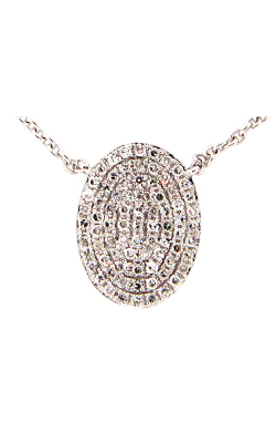 Dilamani Silhouette Necklace AP83210D-800W product image