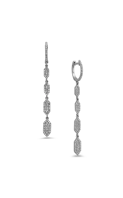 DILAMANI Silhouette Diamond Earrings AE81214D-800W product image