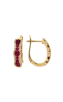 DILAMANI Venice Ruby & Diamond Earring AE16510R-800Y product image