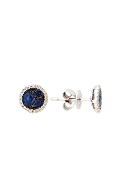 DILAMANI Venice Sapphire & Diamond Earrings AE17010S-800W product image