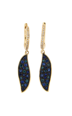 DILAMANI Venice Sapphire, Blue & White Diamond Earrings AE17320SI-200Y product image