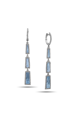 DILAMANI Rock Candy Blue Topaz & Diamond Earrings AE81030BT-800W product image