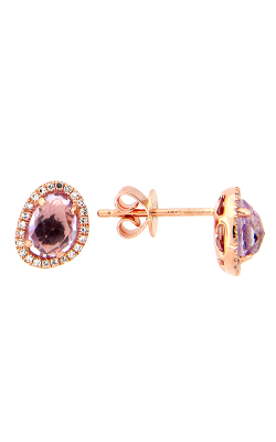DILAMANI Rock Candy Amethyst & Diamond Earrings AE81610AM-800R product image