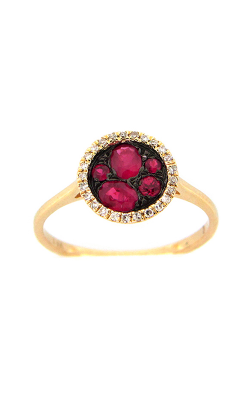 DILAMANI Venice Ruby & Diamond Ring AR17010R-800Y product image