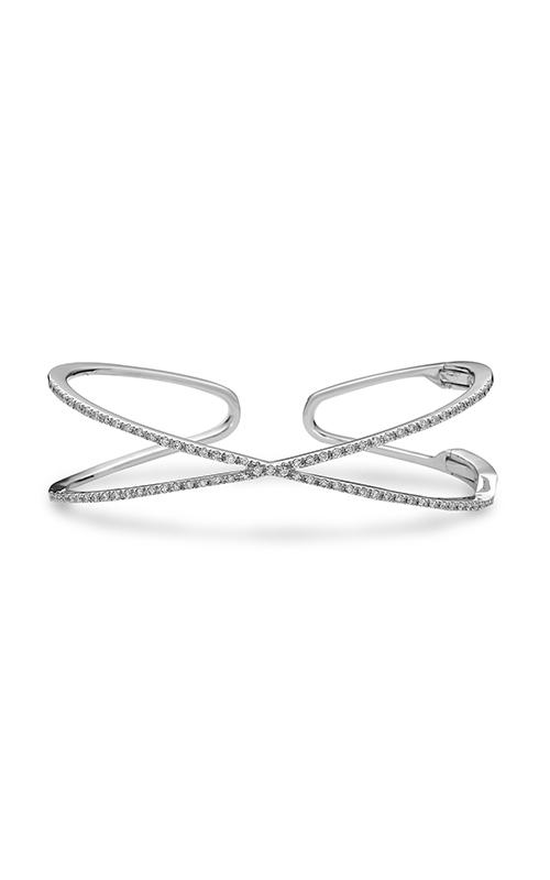 DILAMANI Silhouette Diamond X Bangle AG30652D-200W product image