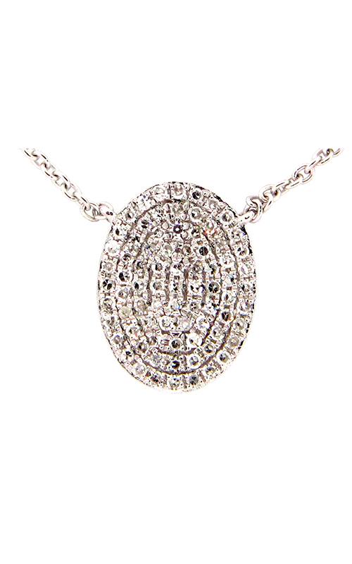 DILAMANI Silhouette Diamond Pendant AP83210D-800W product image