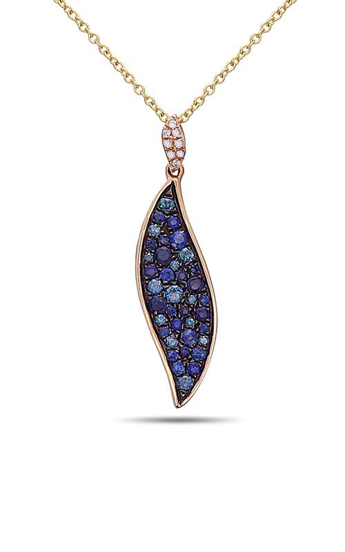 DILAMANI Venice Sapphire & Treated Blue Diamond Pendant AP17320SI-200Y product image
