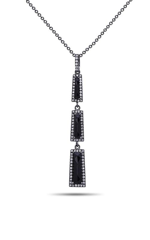 DILAMANI Rock Candy Black Onyx & Diamond Pendant AP81030ON-810B product image