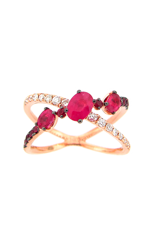 DILAMANI Venice Ruby & Diamond Ring AA17260R-200R product image