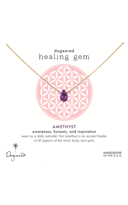 Dogeared Healing Gem Necklace G01001 product image