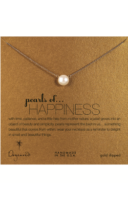 Dogeared Pearl of Happiness Necklace P02014 product image