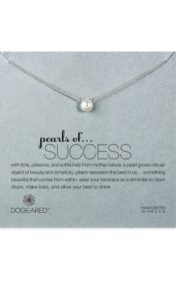 Dogeared Pearl of Success Necklace PS1019 product image