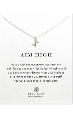Dogeared Make a Wish on a Chain Necklace MS1023 product image