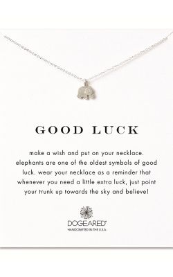 Dogeared Make a Wish on a Chain Necklace MS1286 product image