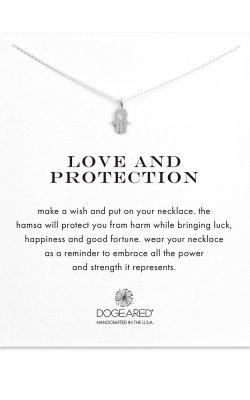 Dogeared Make a Wish on a Chain Necklace MS1486 product image