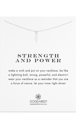 Dogeared Make a Wish on a Chain Necklace MS1556 product image