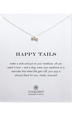 Dogeared Make a Wish on a Chain Necklace MS1785 product image