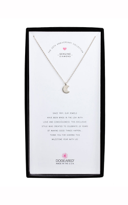 Dogeared Diamond Charms Necklace 841469173627 product image
