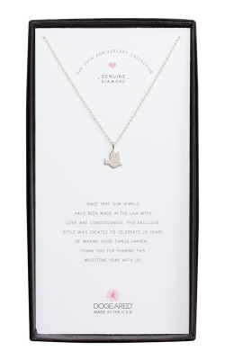 Dogeared Diamond Charms Necklace 841469173658 product image