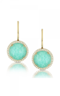 Doves Jewelry Amazonite E4524AZ-1 product image