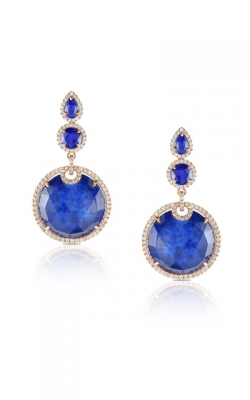 Doves Jewelry Royal Lapis E5931LP product image