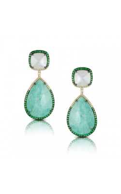 Doves Jewelry Amazonite E7188AZTMP product image