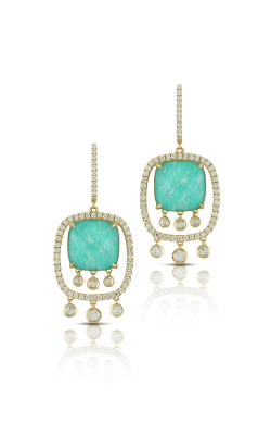 Doves Jewelry Amazonite E7175AZ product image