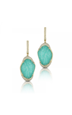 Doves Jewelry Amazonite E7152AZ product image