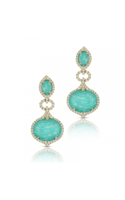 Doves Jewelry Amazonite E7142AZ product image