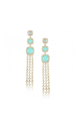 Doves Jewelry Amazonite E7065AZMP product image