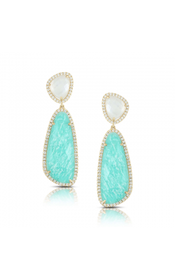 Doves Jewelry Amazonite E7029AZMP product image