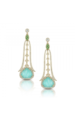 Doves Jewelry Amazonite E7022AZT product image