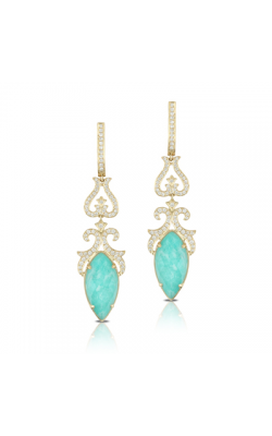 Doves Jewelry Amazonite E7020AZ product image