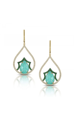 Doves Jewelry Amazonite E7004AZT product image